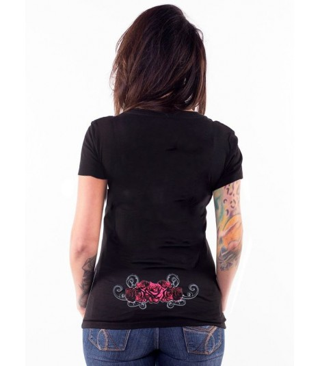 Lethal Angel Shirt Red Catrina
