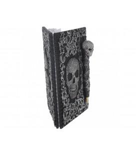 Nemesis Now Notizbuch mit Kugelschreiber Baroque