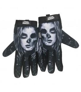 Lethal Angel Handschuhe Skull Face