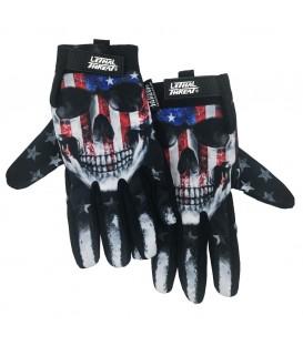 Lethal Angel Handschuhe Skull