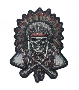 Lethal Angel Patch Renegade Skull