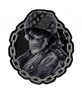 Lethal Angel Patch Biker from Hell