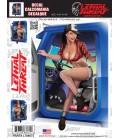 Lethal Angel Trucker Babe Sticker 4er Pack
