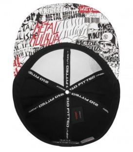 Metal Mulisha Flexfit Cap Trademark