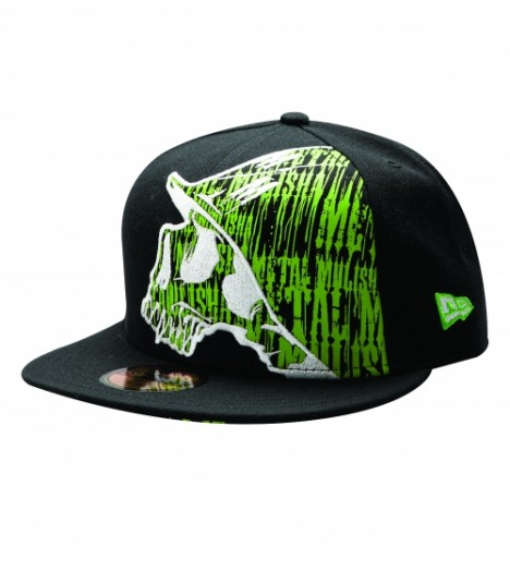 Metal Mulisha New Era Cap Profile