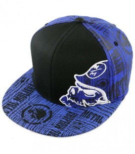 Metal Mulisha Flexfit Cap Filler Blue