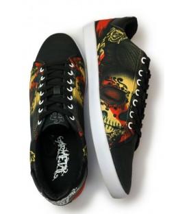 Barmetal Sneakers Polka Trash