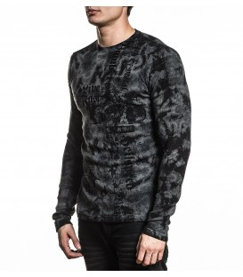Affliction Longsleeve Moto Hellspeed