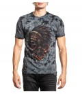 Affliction Shirt Forged in Obsidian