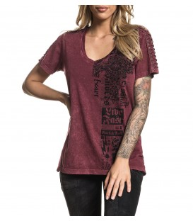Affliction Shirt Renegade Heart