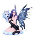 Nemesis Now Elfen Figur Wolf Spirit