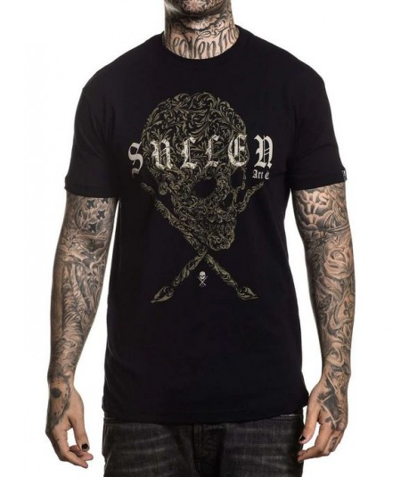 Sullen Shirt Flourish