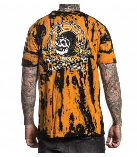 Sullen Shirt Orange Crush