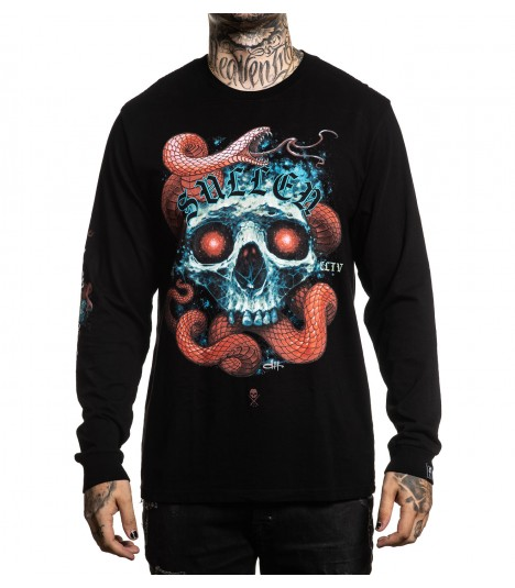Sullen Longsleeve Red Scales