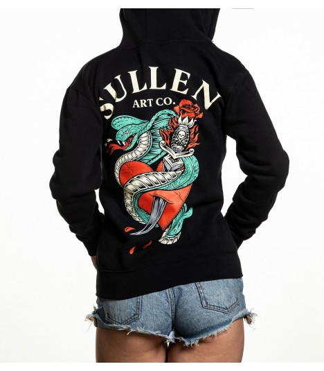 Sullen Zip Hoody The Protector
