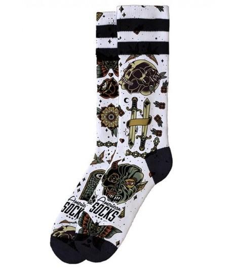 American Socks Armstrong Mid High