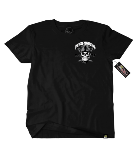Metal Mulisha Shirt League Black