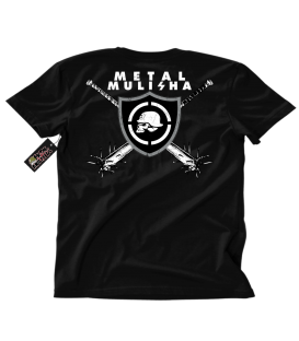 Metal Mulish Shirt Nail Bat