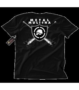 Metal Mulish Shirt Nail Bat