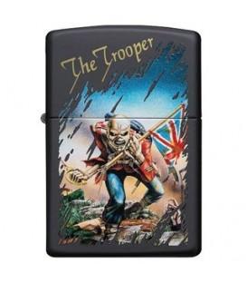 Zippo Iron Maiden Trooper