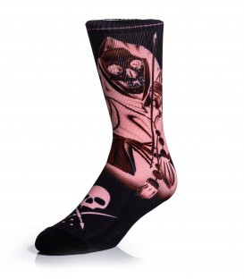 Sullen Socken Black Hearted
