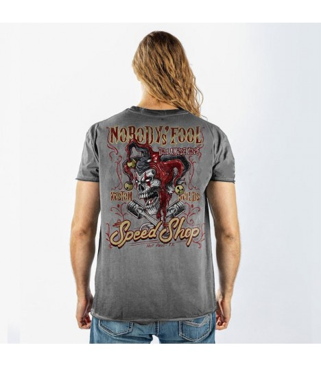Lethal Angel Shirt Nobody's Fool