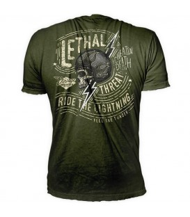 Lethal Angel Shirt Ride the Lighting
