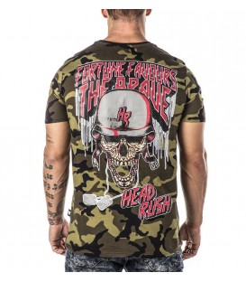 Headrush Shirt Never without a Fight