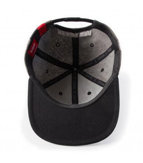 Headrush Snapback Cap Stone
