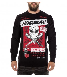 Headrush Pullover Broken Hands