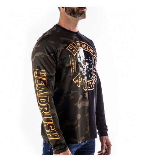Headrush Longsleeve Four Horsemen