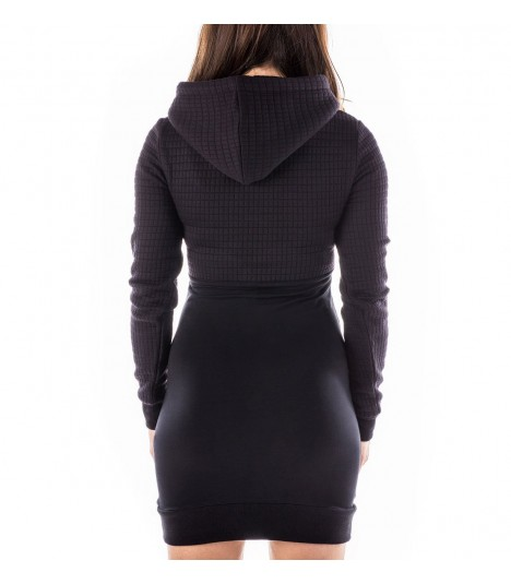 Headrush Pullover Dress Quilted