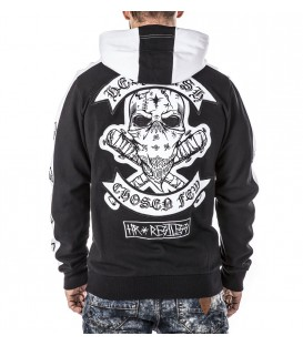 Headrush Zip Hoody Black