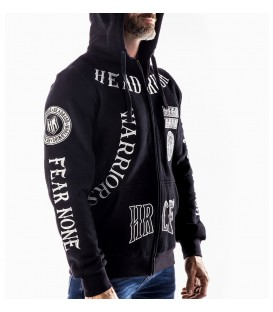 Headrush Zip Hoody The Bell Tolls