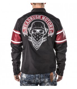 Headrush Bikerjacke Bill of Wrong