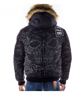 Headrush Winterjacke Fight Fire with Fire
