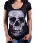 Lethal Angel Shirt Skull Couple