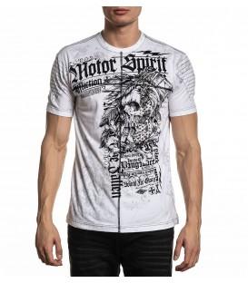 Affliction Shirt Mortal Coil