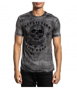 Affliction Shirt Garage Dusk