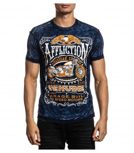 Affliction Shirt AC Iroquois 2 in 1 Reversible