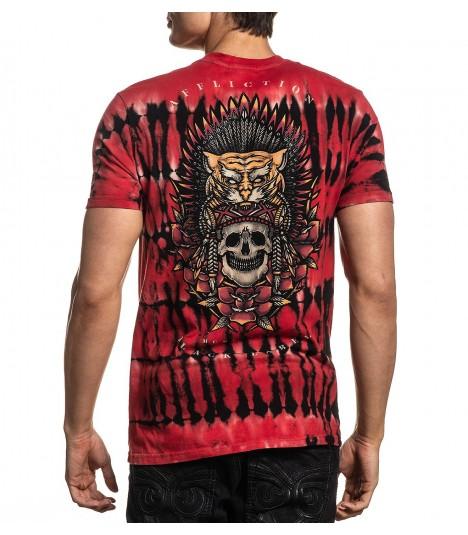 Affliction Shirt Mythic Warlord