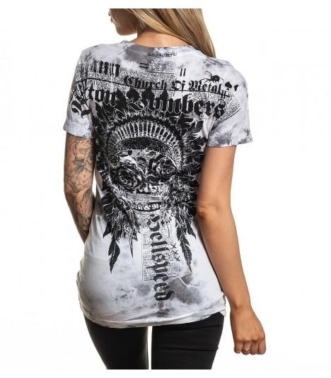 Affliction Shirt Brixton Tribe