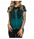 Affliction Shirt Screaming Heathen Dusk