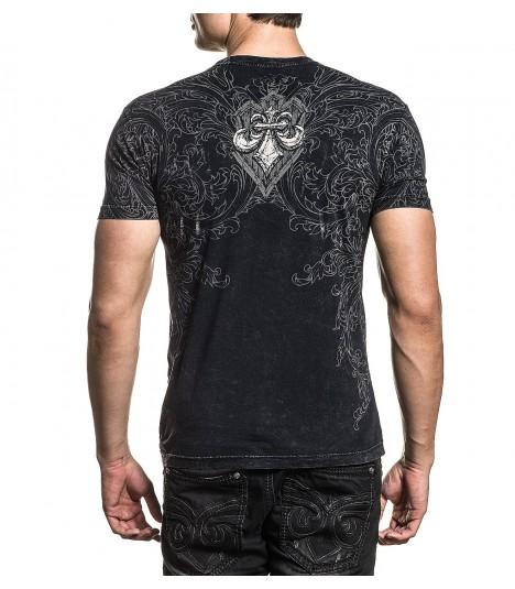 Affliction Shirt Upsurge 2 in 1 Reversible