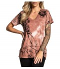 Affliction Shirt Roses of Promise