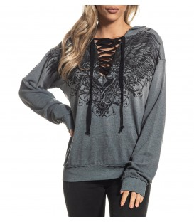 Affliction Hoody Aviana