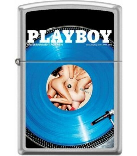Zippo Playboy Cover April 2013