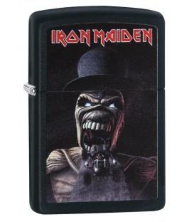 Zippo Iron Maiden Eddie Wildest