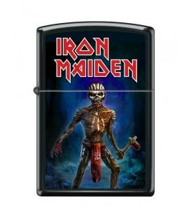 Zippo Iron Maiden Eddie Reloaded