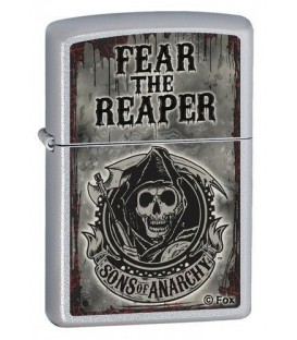 Zippo Sons of Anarchy Fear the Ripper